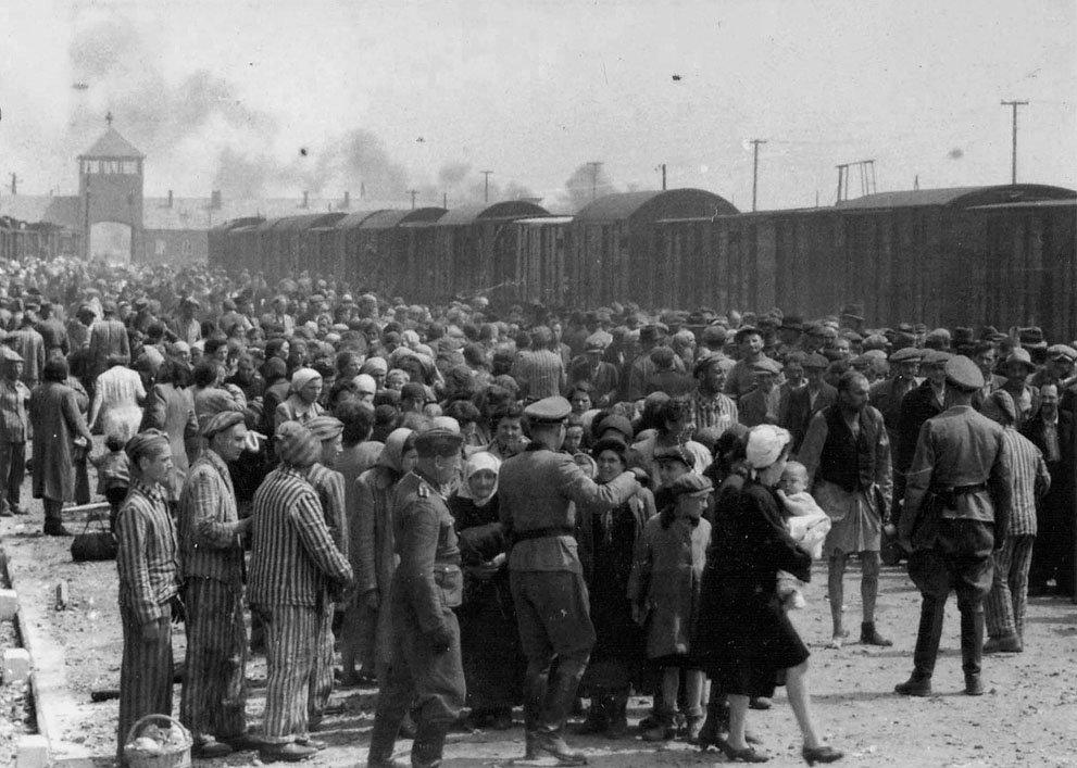 Лагерь смерти Собибор. Польша