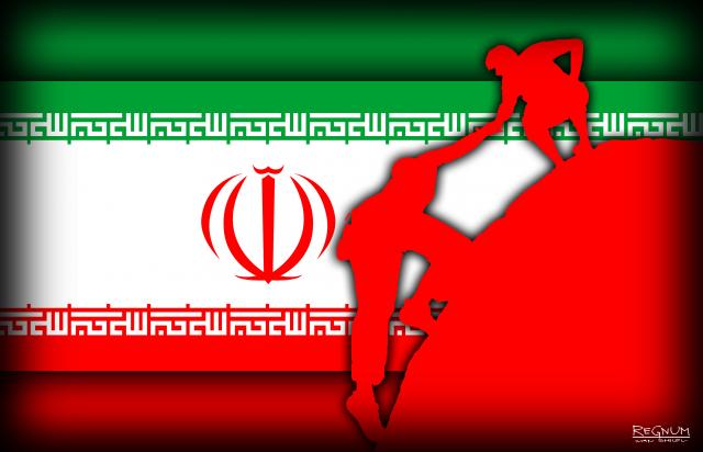 Иранский флаг