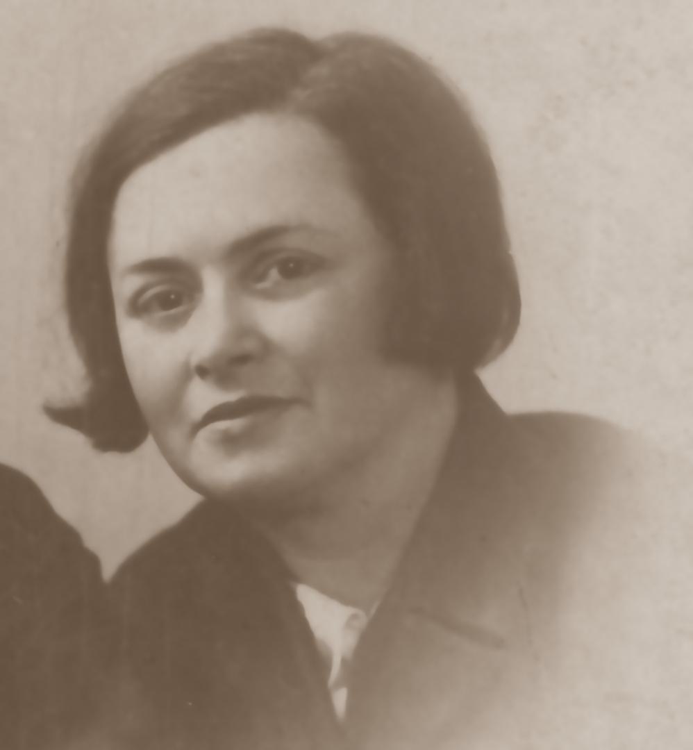 Е. М. Шварцман, 1936