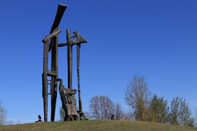 Мемориал «Ксты» под Тверью отреставрировали: по поручению Игоря Рудени