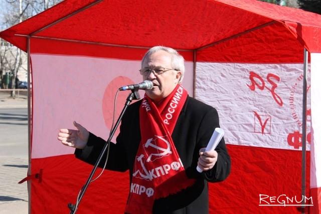 Лидера ярославских коммунистов готовят к уголовной ответственности?   За антимусорные протесты