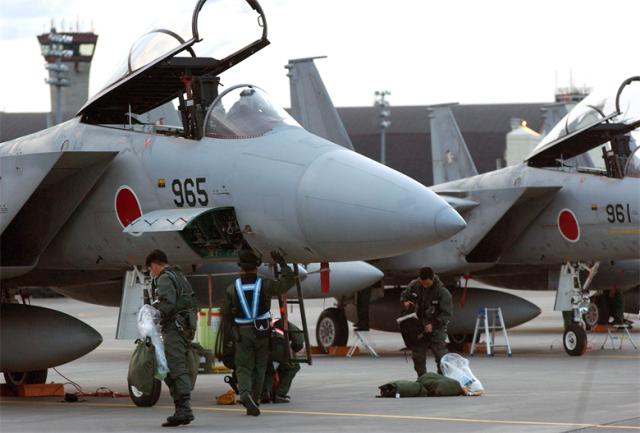 Самолёты ВВС Японии
