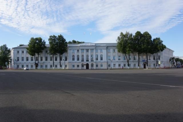 Здание Ярославской областной думы