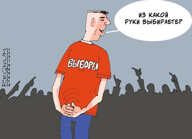 Самовыдвиженцу на пост мэра Москвы надо собрать более 36 тыс. подписей