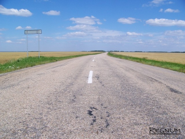 Алтай. Сельские транспортники закрывают маршруты из-за тахографов