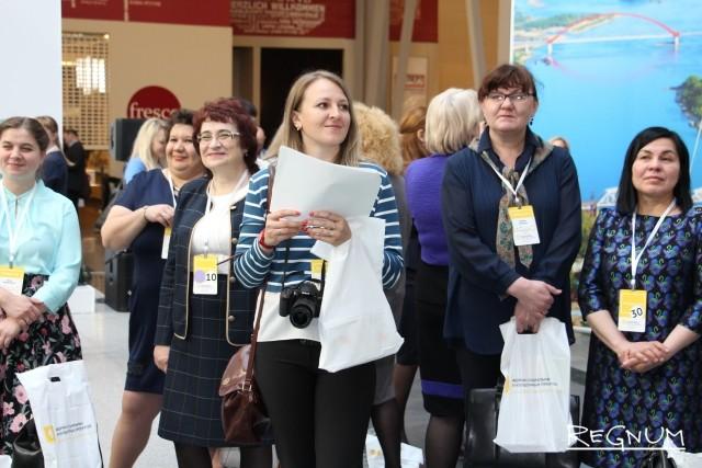 На форуме социальных и культурных проектов в Новосибирске