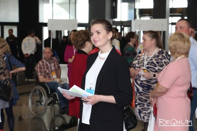 В Новосибирске проходит форум социальных и культурных проектов