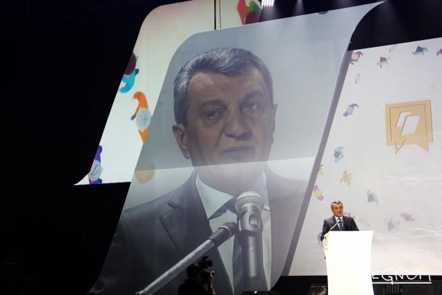 Полномочный представитель президента в Сибирском федеральном округе Сергей Меняйло