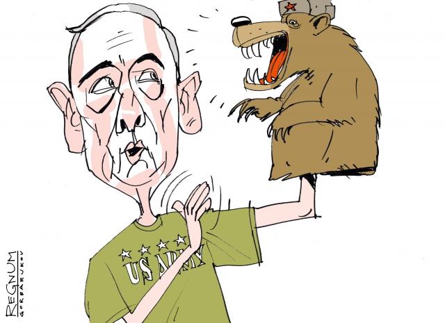 В НАТО подозревают, что Россия готовится к войне