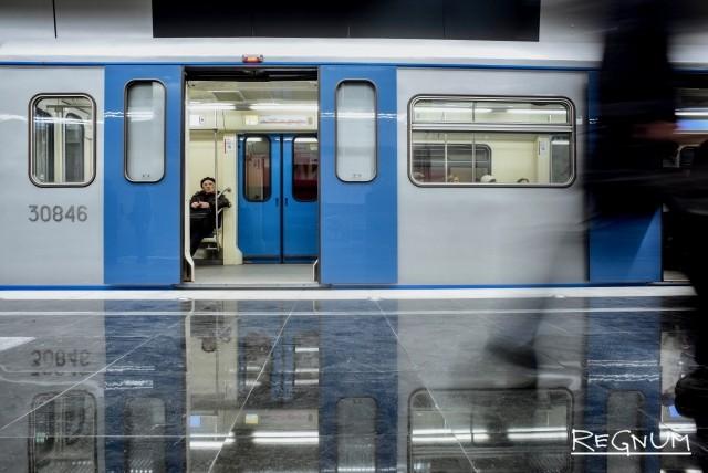 В московском метро — новая система онлайн-информирования пассажиров