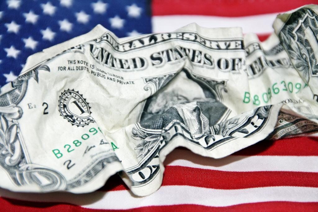 США готовятся к дефолту - Александр Запольскис - ИА REGNUM