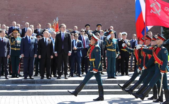 9 мая премьер Израиля поддержал российский взгляд на Победу
