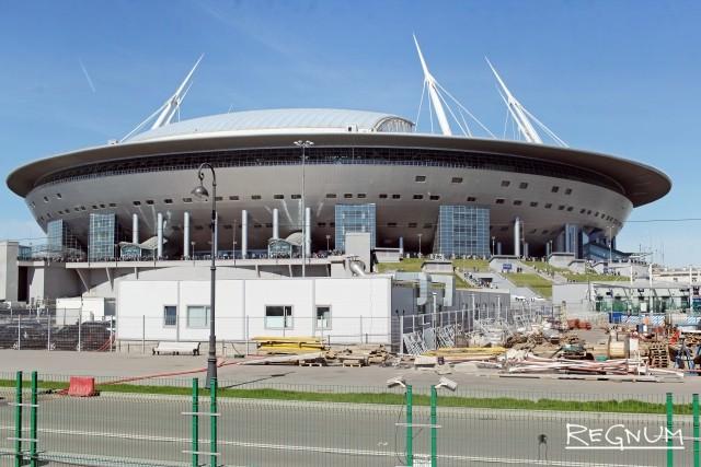 Стадион «Новая Арена»
