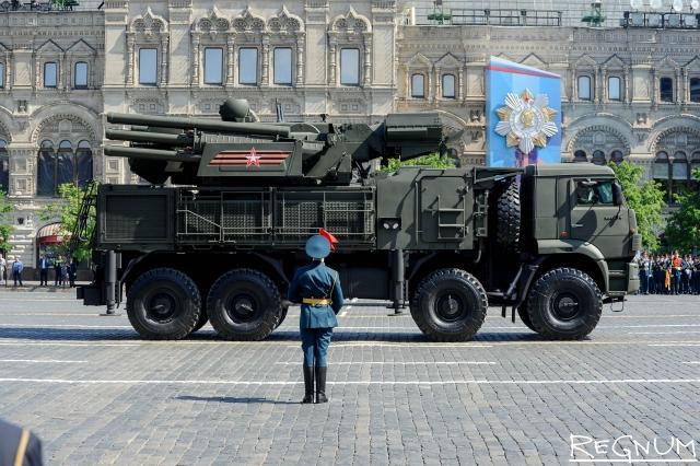 Путин предложил Вучичу закупить «Панцирь» и «Ураган» для армии Сербии