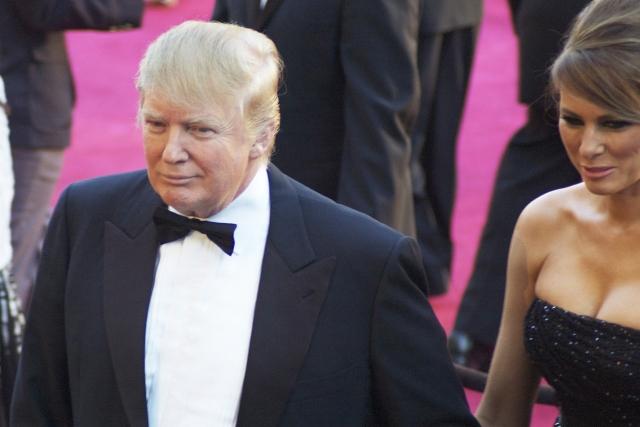 Супруга президента США Меланья Трамп госпитализирована