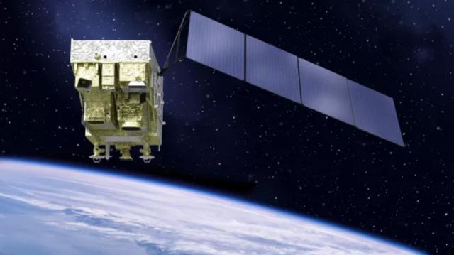 Китайский спутник зондирования «Гаофэн-5» успешно передал данные на Землю