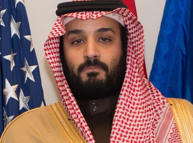 Принц Саудовской Аравии Мохаммед ибн Салман Аль Сауд