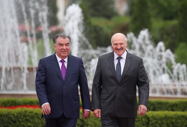Таджикистан и Белоруссия договорились о сотрудничестве