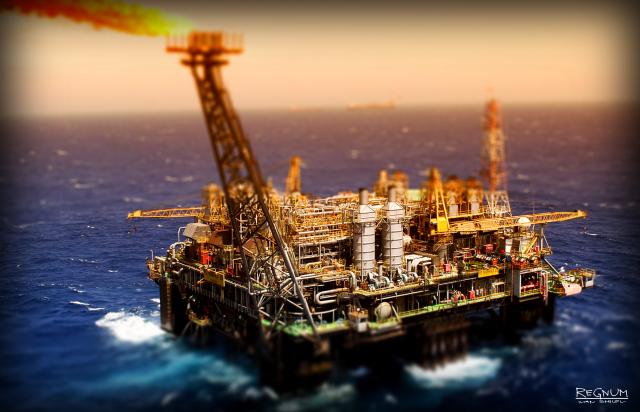 Нефть на максимальных значениях