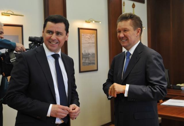 Газпром так и не начал строительство завода СПГ в Ярославской области