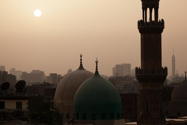 Тысяча и один день Каира
