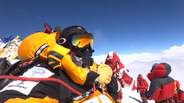 Единственный в мире: обновлён рекорд по числу восхождений на Эверест