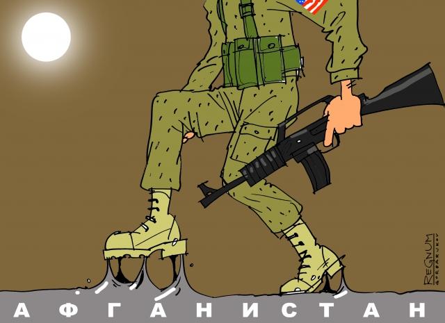 Афганистан — боевики наступают, полицейские увольняются