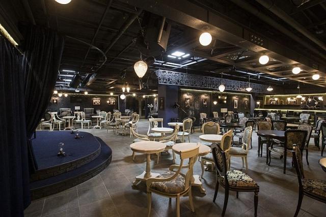Арт-кафе в театре имени Вахтангова