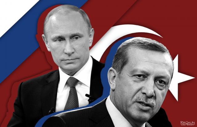 Путин и Эрдоган обсудили ситуацию в секторе Газа и сирийское урегулирование