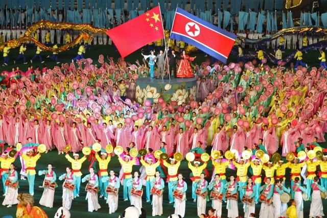 Си Цзиньпин: Китай поможет КНДР помириться с Югом и укрепить экономику