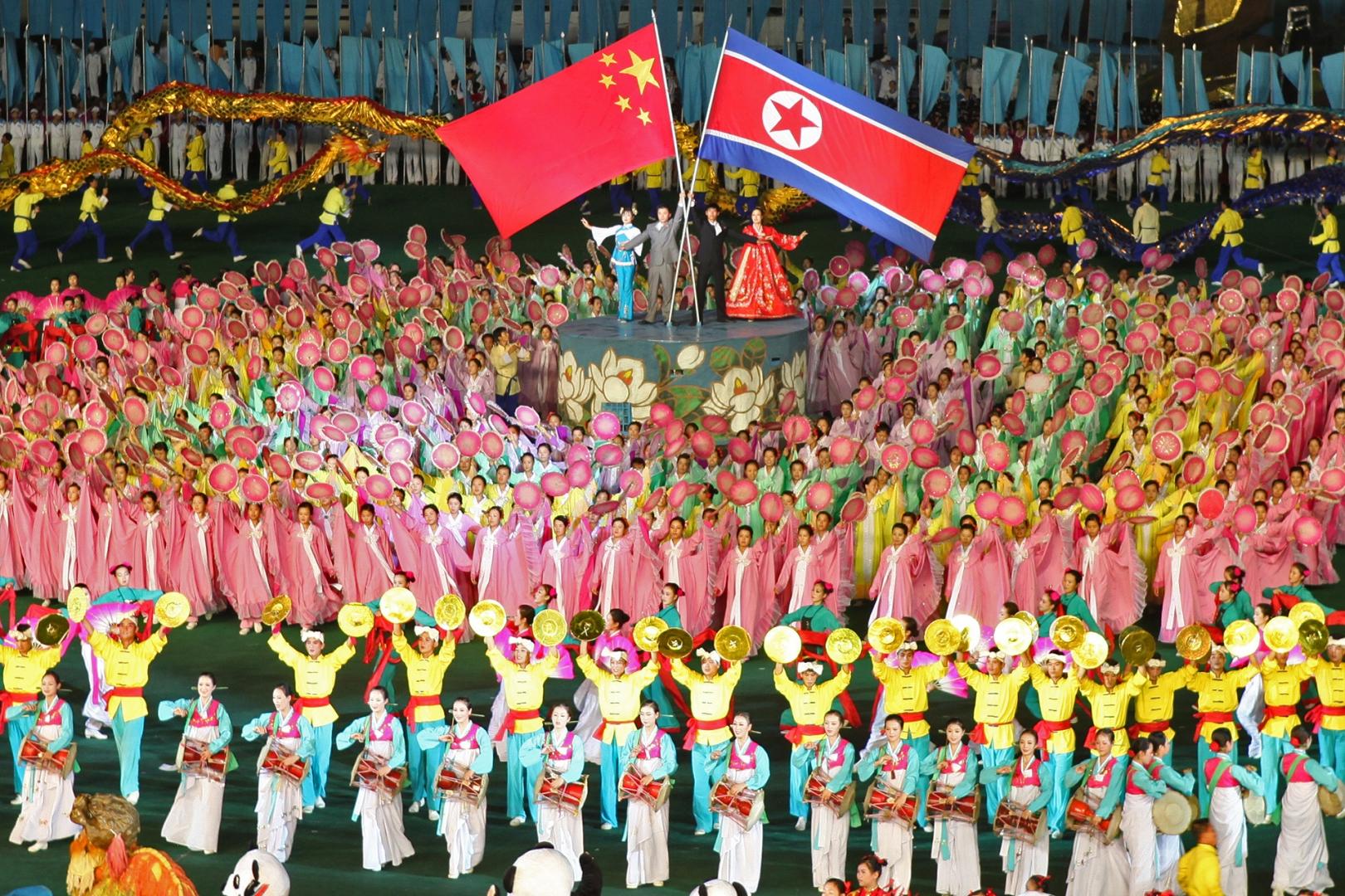 Китайско-корейская дружба