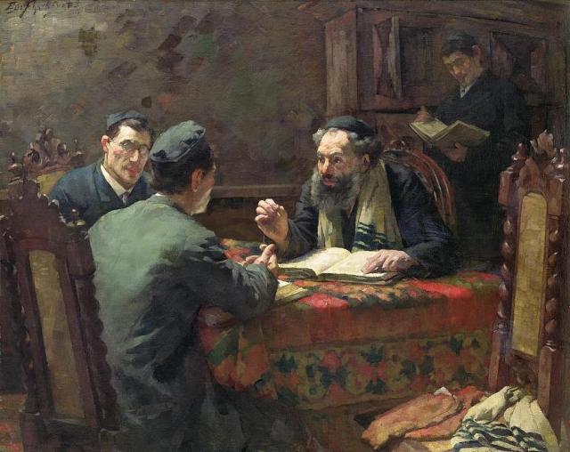 Русские и евреи: два народа одного Бога