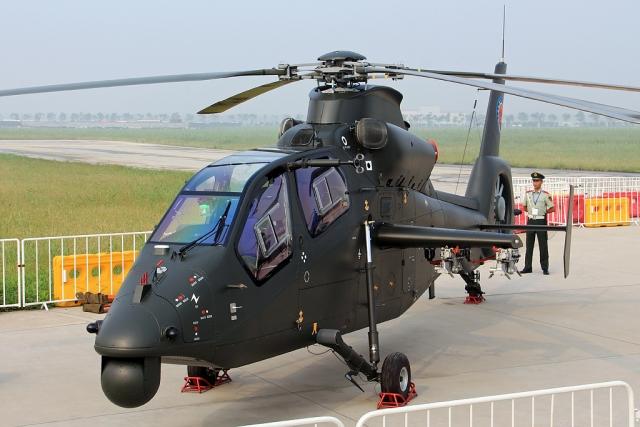 «Коршун» атакует: Китай успешно провел боевые испытания вертолета Z-19E