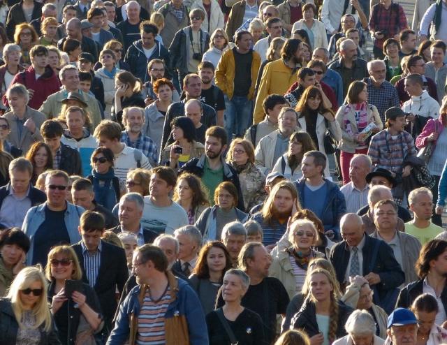 ООН спрогнозировала численность населения России к 2050 году