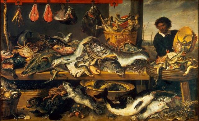 Потребительская корзина в России может пополниться 22 кг рыбы