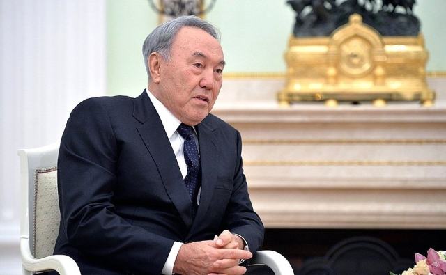 Назарбаев принимает участие в астанинском экономическом форуме