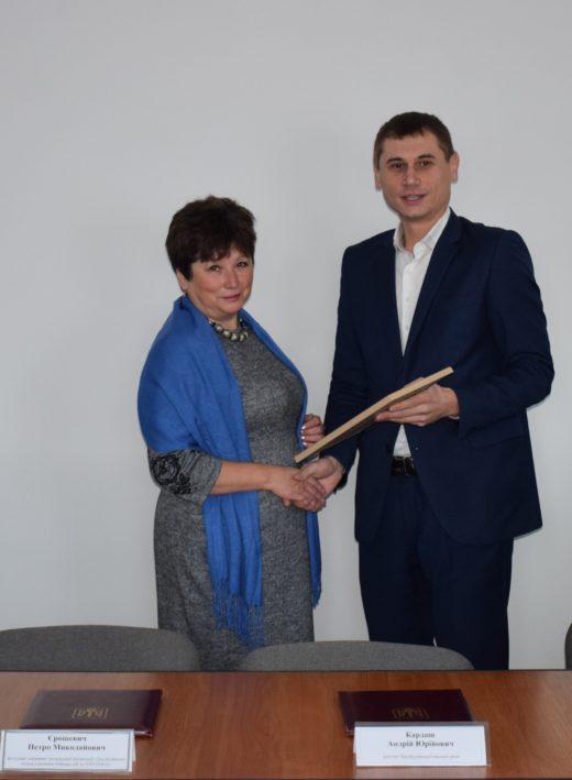 Сергей Кондрачук (справа)