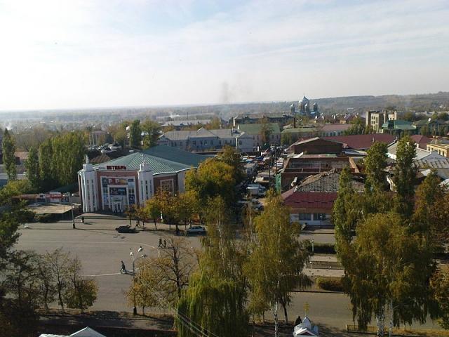 В тамбовский Мичуринск с ответным визитом прибыла делегация из Мунстера