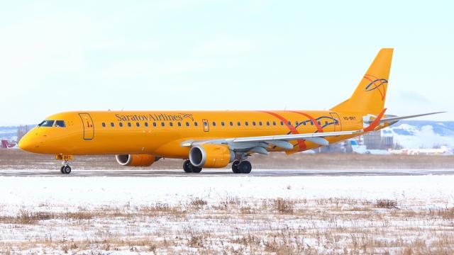 «Саратовские авиалинии» остановят деятельность с 31 мая