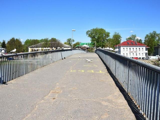 Ярославские военные построят понтонный мост в Вологде