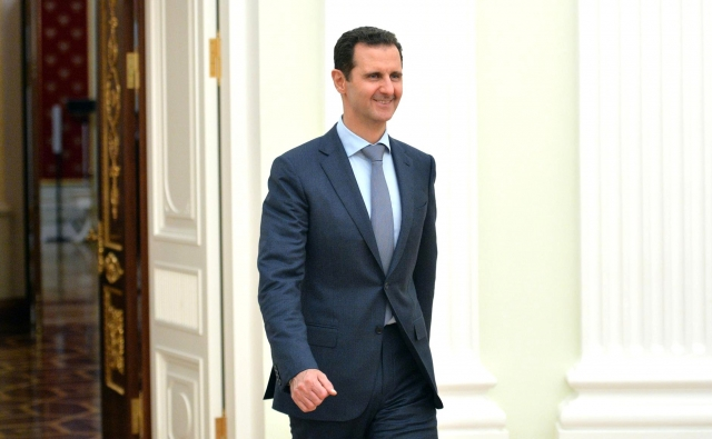 Асад прилетел к Путину в «Бочаров ручей» для переговоров