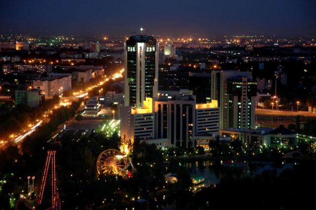 В Узбекистане планируют вернуть балльную систему штрафов водителей