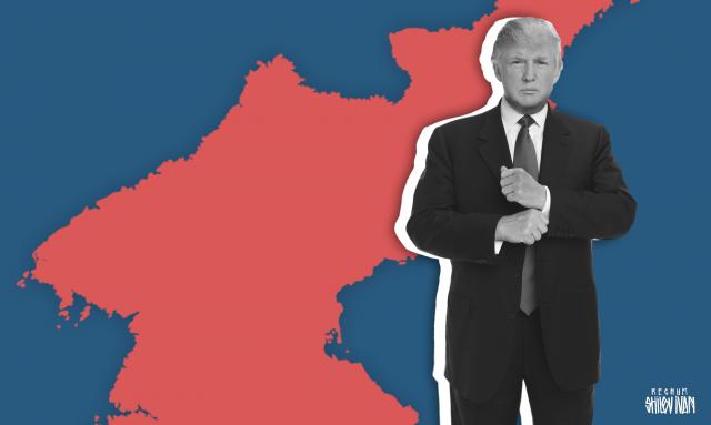 «Будь что будет» — Трамп прокомментировал срыв переговоров с Кимом