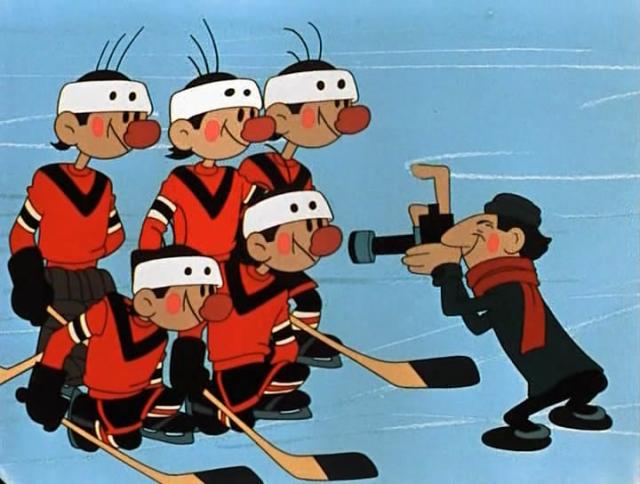 КХЛ передала памятные трофеи в Зал хоккейной славы в Торонто