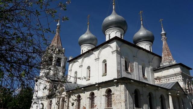 В Тутаеве Ярославской области отреставрируют Крестовоздвиженский собор