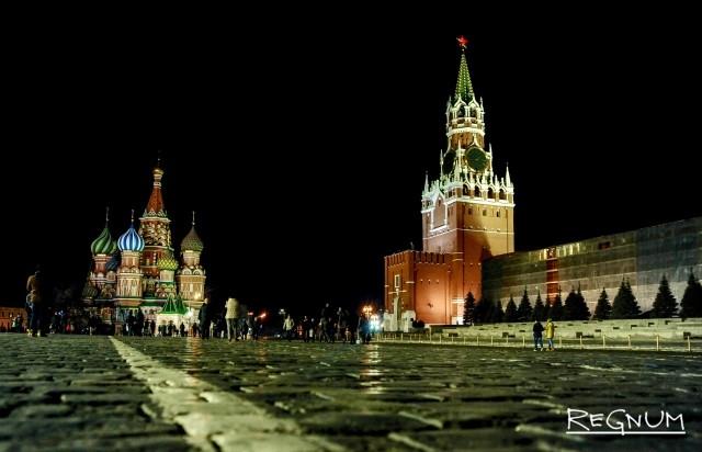 Арктический воздух принесет похолодание в Москву