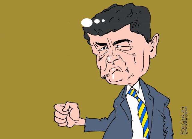 Подчиненный Порошенко съязвил на вопрос президента Украины про деньги