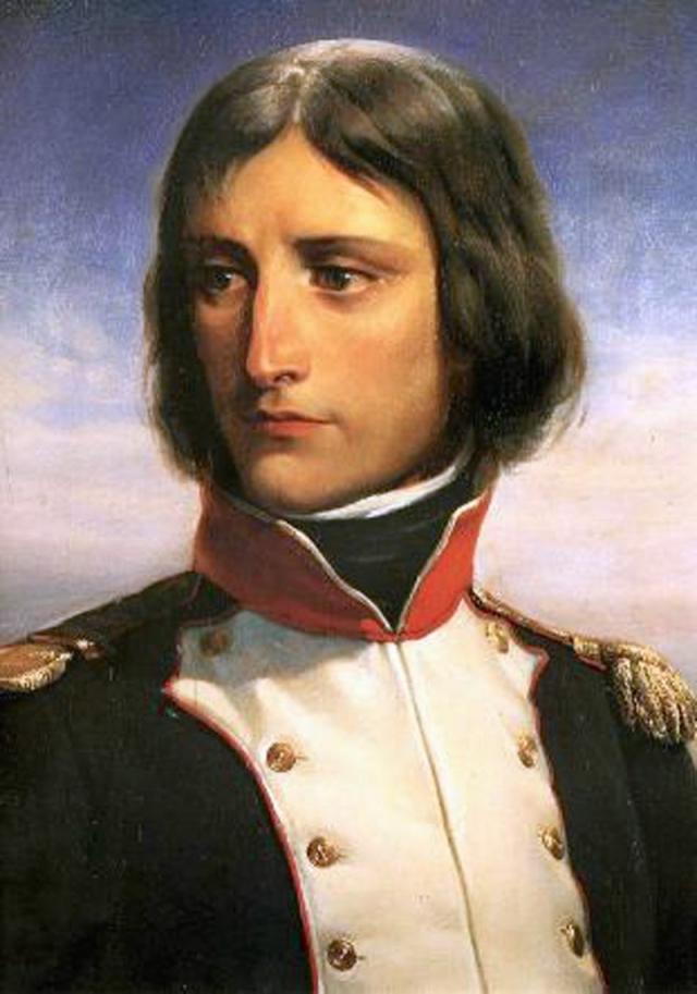 Феликс-Эмманюэль-Анри Филиппо. Наполеон в 1792 году. 1834