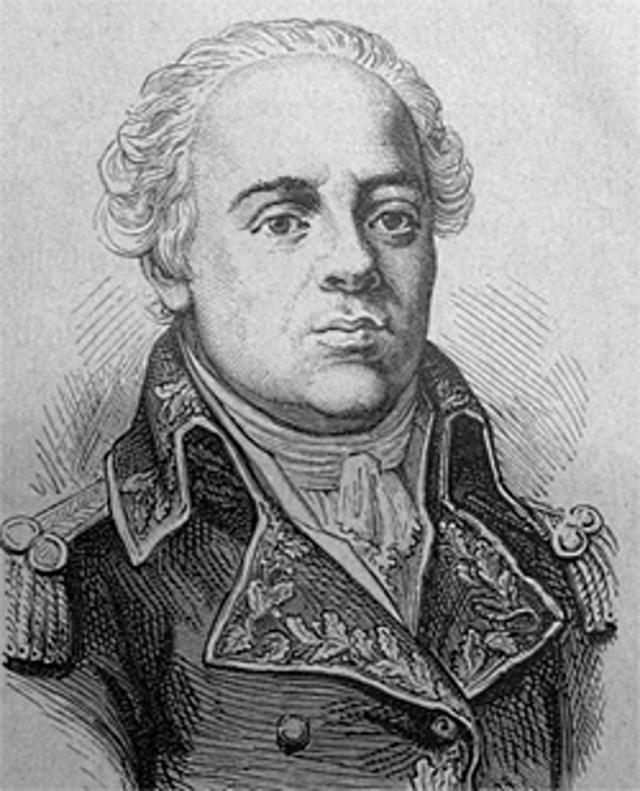 Жак-Франсуа де Мену де Бюсси