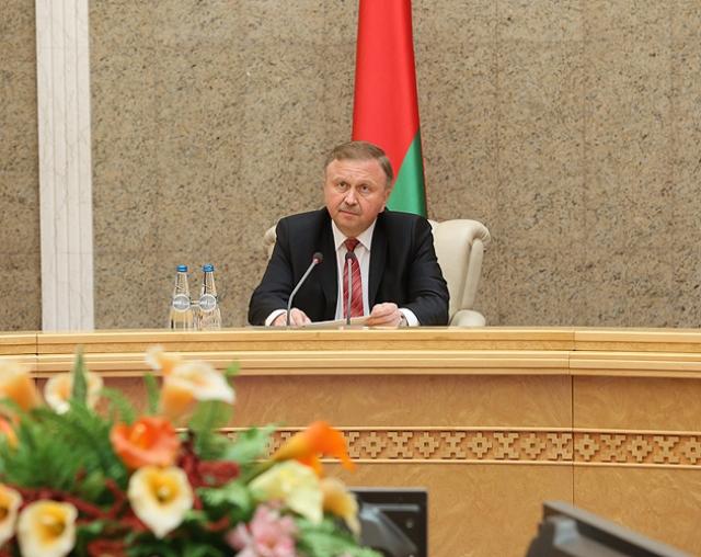 Андрей Кобяков на встрече с представителями Совета исполнительных директоров Группы Всемирного банка